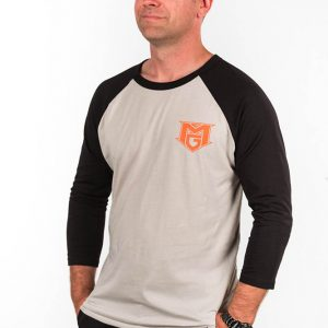T-Shirt Baseball MCG